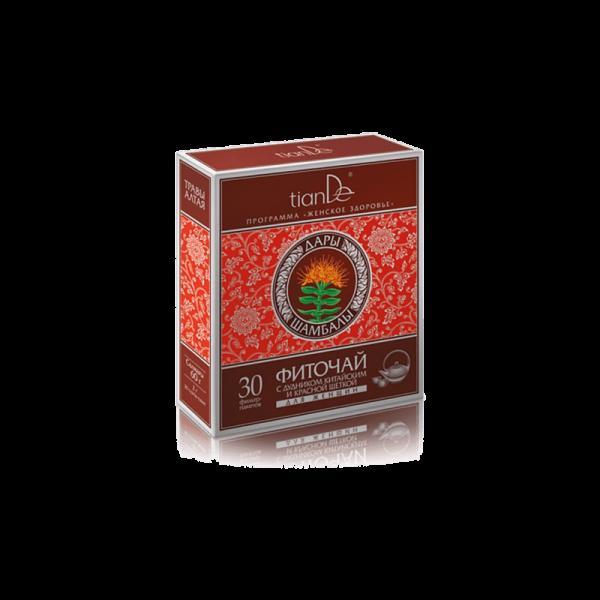 ceai pentru femei cu angelica sinensis i rhodiola 1