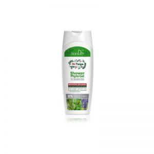 Phyto-gel-de-duș-pentru-piele-sensibilă-Dr-Taiga
