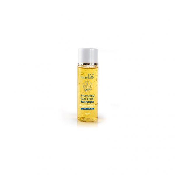 Fluid de regenerare și protecție a pieliil